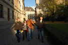 A trip of lecturers and students of the Chair to Wroclaw in autumn 2008