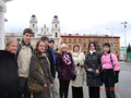 A trip of lecturers and students of the Chair to Wroclaw in autumn 2007
