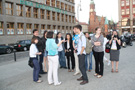 A trip of lecturers and students of the Chair to Wroclaw in spring 2010