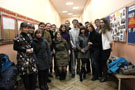 A visit of the Delegation of Wroclaw University to Saint-Petersburg in Autumn 2010