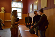 A meeting with Doctor Tilman Plath (University of Greifswald)