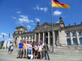 A trip of lecturers and students of the Chair to Germany in summer 2013