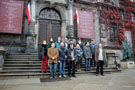 A trip of lecturers and students of the Chair to Wroclaw in autumn 2013