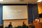 Conference of Young Scholars «Historical Importance of the First World War for the Fate of Germany and Russia»