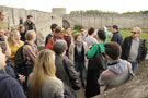 A trip with seminar of lecturers and students of the Chair to Ivangorod and Izvara