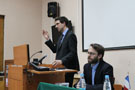 Open Lecture by Igor Delanoe «Military Influence of Russia at Mediterranean Sea after the Crimean War»