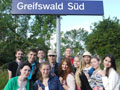 A trip of lecturers and students of the Chair to Germany in summer 2015