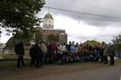 A trip with seminar of lecturers and students of the Chair to Vyborg