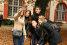 A trip of lecturers and students of the Chair to Wroclaw in autumn 2015