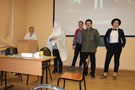 Theatrical Performance of the First Year Students «Forward to the Past»